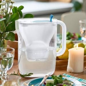低至5折 €14收滤水壶+滤芯Brita 滤水壶热卖 饮用水优化专家