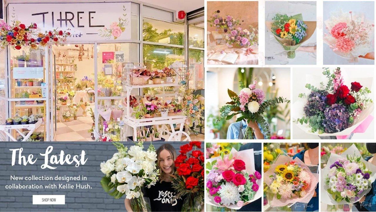 2021澳洲线上鲜花外卖合集丨花花能有什么坏心思,到哪都是讨人喜欢的小可爱~