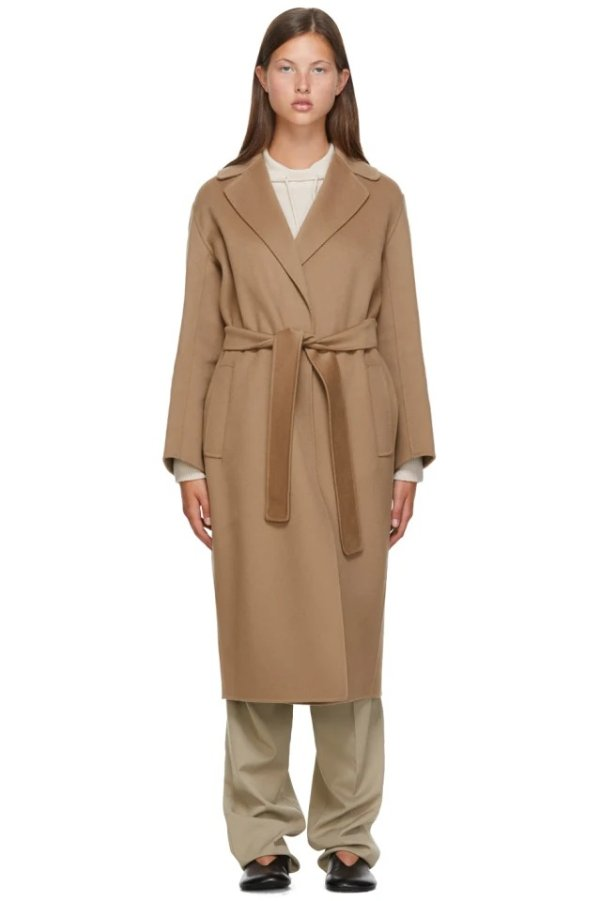 羊毛Lugano大衣