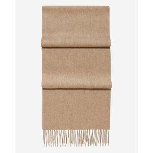 N Peal纯羊绒围巾