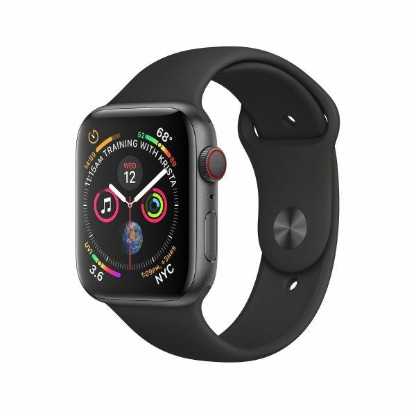 Apple Watch 4 44mm 蜂窝网络版