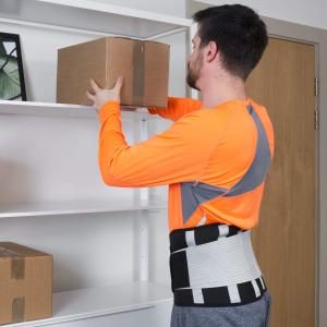 售价€20.97 运动、劳动佩戴The Restored 减压背部支撑 缓解肌肉、神经、韧带、脊椎压力