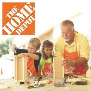 稻草人播种机预告:Home Depot 9月份免费儿童手工活动