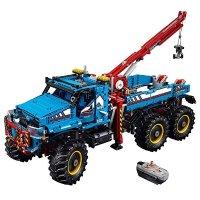 Lego Technic 6x6 全地形越野皮卡 42070