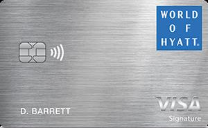 Earn up to 60,000 Bonus PointsThe World Of Hyatt Credit Card