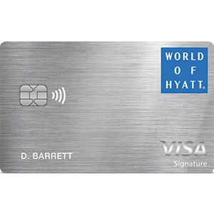 Earn up to 50,000 Bonus PointsThe World Of Hyatt Credit Card