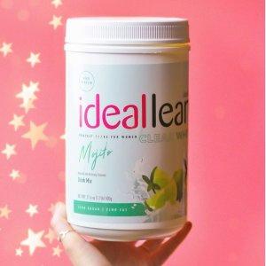 2桶$30(原价$30一桶)IdealFit官网 果汁口感的乳清高蛋白粉促销