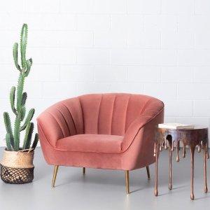 全场8.5折起 $324收ins风沙发Wazo Furniture 精品大件家居特惠 打造精致生活从此刻开始