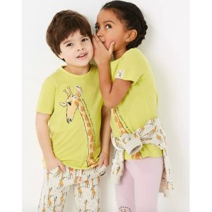 Up to 25% OffLast Day: Marks & Spencer Kids Clothing Character shop Sale