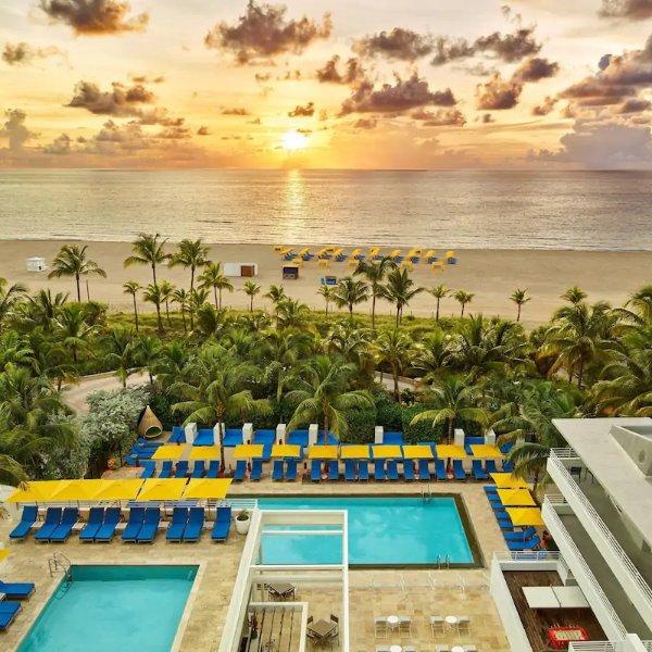 Royal Palm South Beach Miami 迈阿密度假村
