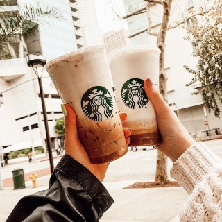 Frappuccino 等咖啡限时5折星巴克 8/22 Happy Hour 咖啡限时优惠