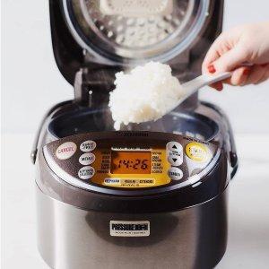 1.8L款$302.99Zojirushi NP-HCC10XH 电磁感应电饭煲促销