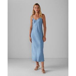 Club MonacoShiny Slip Dress
