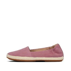 FitFlop$20 off $100Suede Espadrilles