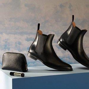 全场8折 £156收粉色乐福鞋Scarosso 全场鞋靴大促 纯手工意大利鞋给你带来不一样的体验