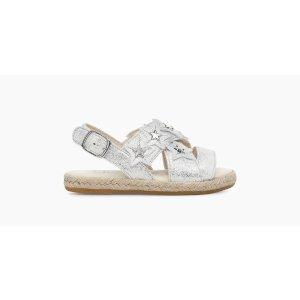 UGG AustraliaAllairey 儿童星星凉鞋