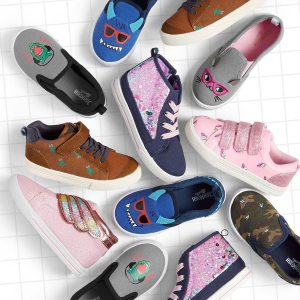 25% Off + Buy 3+ Get 50% Off, Buy 2 Get 40% OffOshKosh BGosh Shoes Sale + Free Shipping
