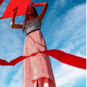 一律6折 收超美连衣裙Bloomingdales 精选大牌女装母亲节热卖
