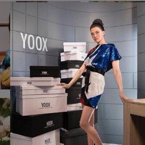 低至1.5折 €510收fendi上衣YOOX 精选折扣区热卖 Prada、Gucci、Fendi等大牌都参加