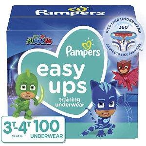 Pampers幼儿尿不湿 拉拉裤(3T-4T)100个