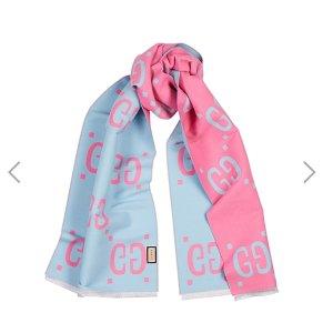 3折起+叠8折!Acne围巾仅£95Harvey Nichols 围巾专场 收Gucci、Acne、Burberry、Fendi