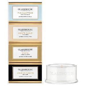 Glasshouse Fragrances返券$15+送洗手液城市4件套 4 x 30g