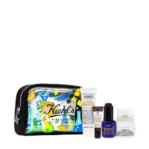 Kiehl'sHealthy Skin Starter Kit