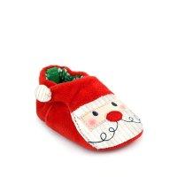 宝宝圣诞拖鞋