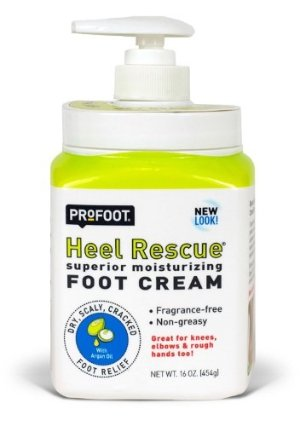 ProFoot Heel Rescue Foot Cream, 16 Oz by