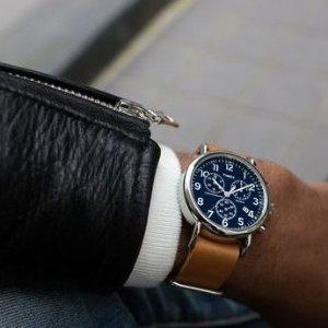 低至5折+额外8折Timex 折扣区腕表折上折特卖
