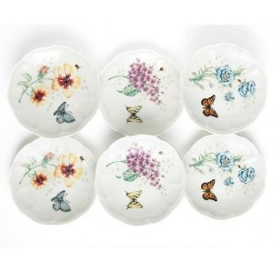 $13.99Lenox Butterfly Meadow Party Plates, Set of 6