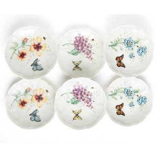 $20.99Lenox Butterfly Meadow Party Plates, Set of 6 @ Amazon