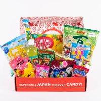 Japan Crate豪华日本零食盒子(微众测)