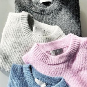 $95Alpaca Sweaters @ Everlane