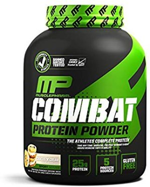 $15.39MusclePharm Combat Protein Powder