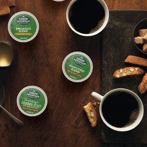 $12.99Green Mountain Variety Pack Favorites, 40 K-Cup Pods