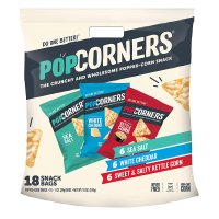 PopCorners 烤玉米片混合口味1oz. 18包