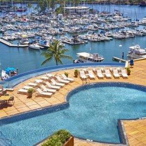 近期好价每晚$274夏威夷高颜值威基基王子酒店 享无边泳池、优越地理位置