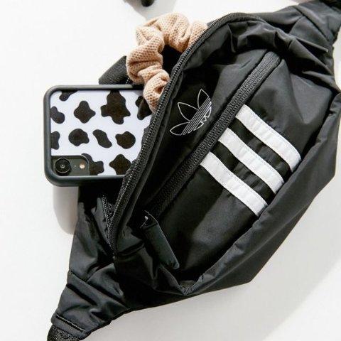 adidas官网 三叶草腰包、渔夫帽等潮流运动配饰促销
