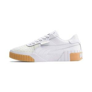 PumaCali 松糕小白鞋