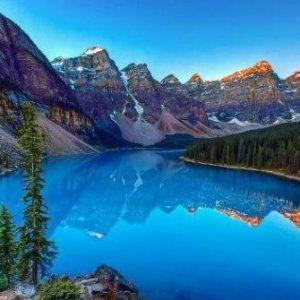$435起 零距离感受三大超美国家公园加拿大落基山国家公园5日游  卡尔加里出发