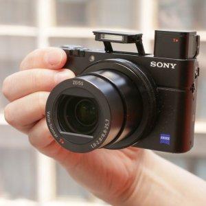 4.7折 €402.28(原价€849)Sony RX100M3 卡片相机热促 黑卡家族性价比之王