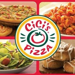 Only $4.17CiCi's Pizza Buffet Discount on Tax Day