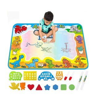 10% offAmazon FREE TO FLY Large Aquadoodle Drawing Mat