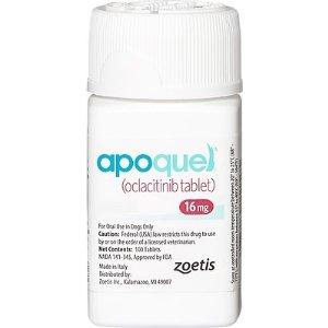 Apoquel 狗狗过敏性异位性皮炎皮肤快速止痒 1粒