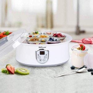 5.7折起 低至€19.95可收Amazon 酸奶机限时促 真正无添加的酸奶自己做 更加美味健康