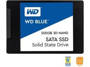 $56.99WD Blue 3D NAND 500GB 固态硬盘