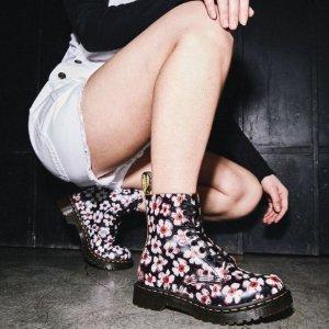3折起!1460大童款£45Dr. Martens 1460马丁靴 UK| 英国折扣 入Pascal、黑色款等