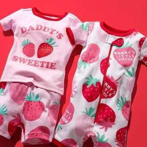 50% Off + Free ShippingKids Pjs President's Day Sale @ Children's Place
