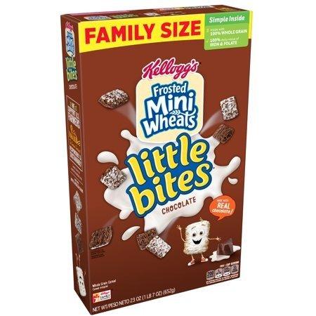 糖霜早餐麦片 巧克力口味